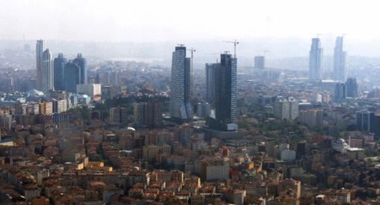 darbs Stambulā, Turcijā