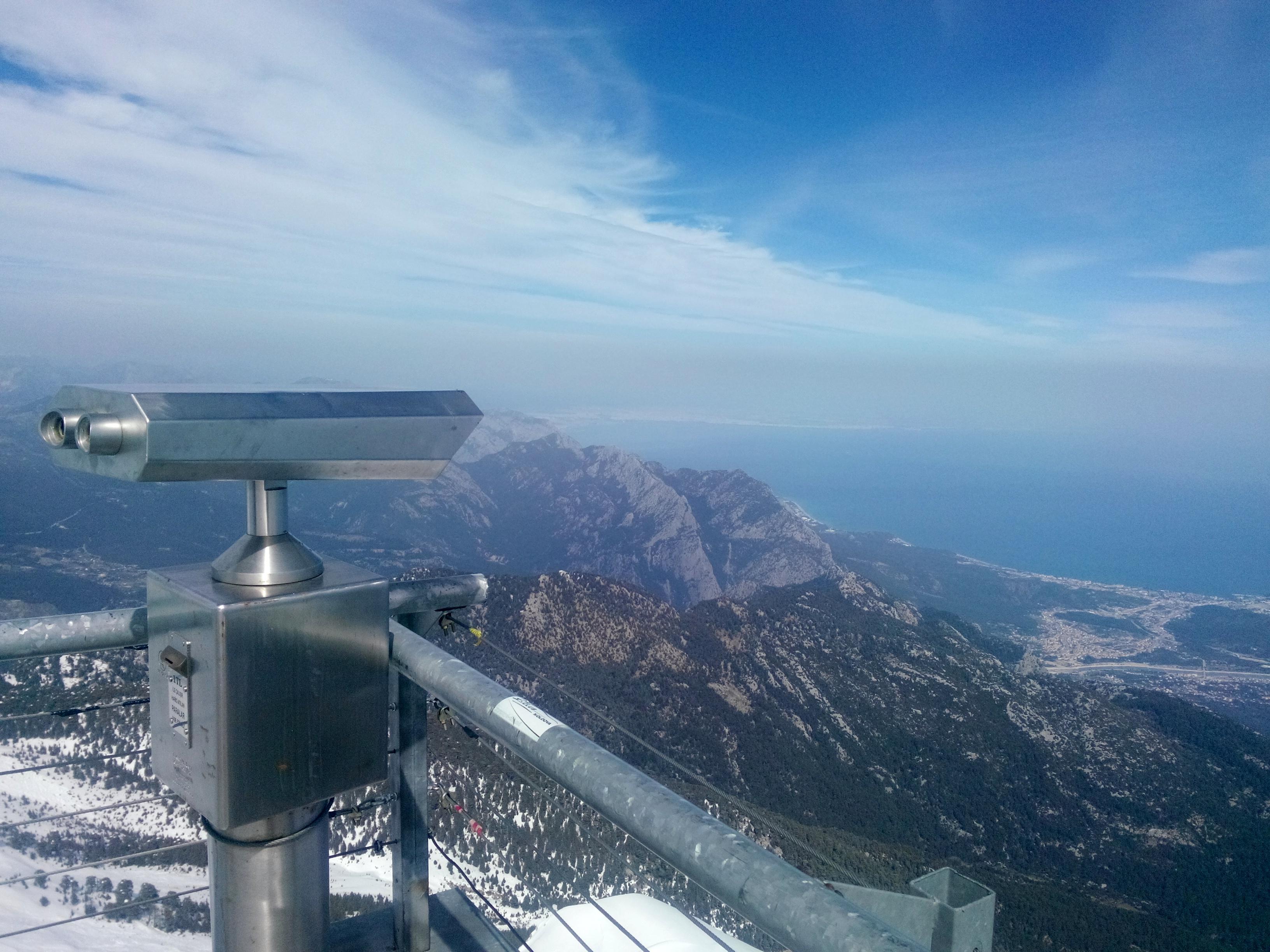 Antālija – Olympos/Tahtali kalns 2365m (foto)