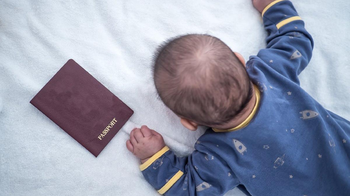 Šengenas vīza bērnam (ar latviešu/turku pilsonību)